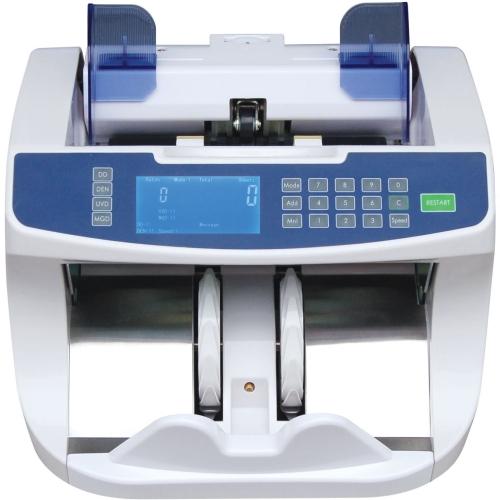 1-Cashtech 2900 UV/MG sedelräknare