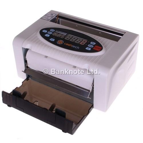 2-Cashtech 340 A UV  sedelräknare